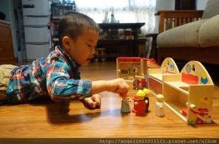 如何選親子好物(1)●英國Bigjigs Toys手提迷你醫院 消防局 農場●角色扮演同理心