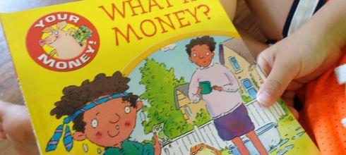 聊:幼兒金錢觀●What is Money?●從認識「錢」是什麼開始
