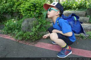 [同大爺私物] ●我準備了太陽眼鏡和遮陽帽●這天氣不防曬根本不行