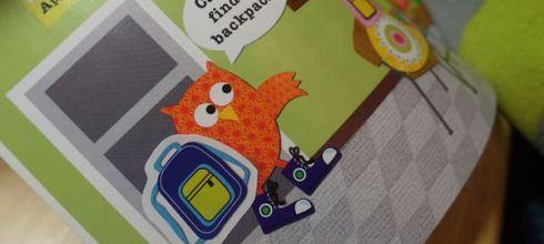 [親子共讀] 第一次上學小提包●Schoolies: My Fun Activity Box●幼稚園很酷!