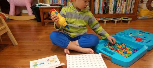 ●用Design & Drill 天才工程師電鑽工具●培養孩子順序概念,滅少拖拖拉拉!
