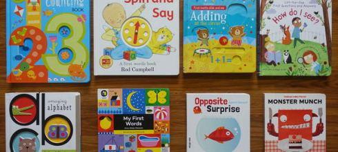 適合0-6歲的硬頁認知書單●Amazing Alphabet●8本一次大分享(上篇)