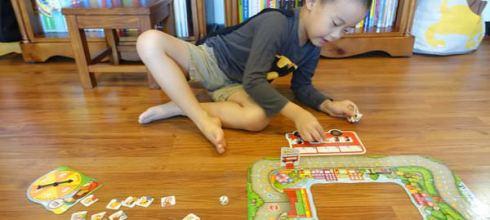 [同大爺私物]引導規則、等待與專注力●英國Orchard Toys的好玩桌遊●