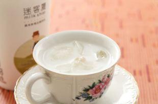乳香迎來盛夏_最佳飲品,迷客夏Milk Shop(邀約)