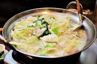 ♫福岡必吃鄉土料理「もつ鍋」牛雜鍋、「水炊き」雞肉鍋