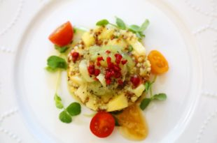 跨越時空,給你微慵懶的香頌FU~祕製私宅料理推薦,安娜法蘭法式蔬食