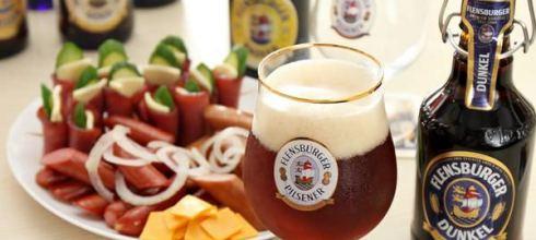 美好時光更長久,福倫斯堡啤酒