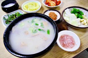 ♫豬肉湯飯一條街,到底吃哪間?就是它,韓國釜山必吃_豬肉湯飯