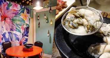食藝石頭火鍋|台中人氣石頭火鍋,食尚玩家採訪的古早味手炒麻油蝦米爆香湯底,肉品海鮮食材新鮮,搭配老闆的獨門醬料就賀甲!