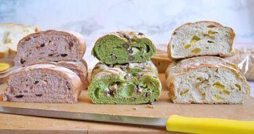 霸歐匠作烘焙 |藏身在台中大里仁化黃昏市場內的人氣麵包,比臉大只要80元,每日限量4小時賣完為止!