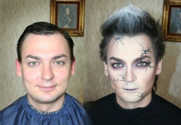 Make-up Miracles: Before and After. Part 2