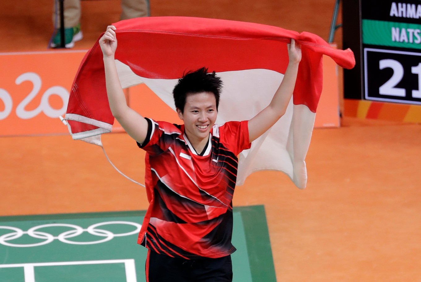 liliyana natsir indonesia s badminton mixed doubles queen