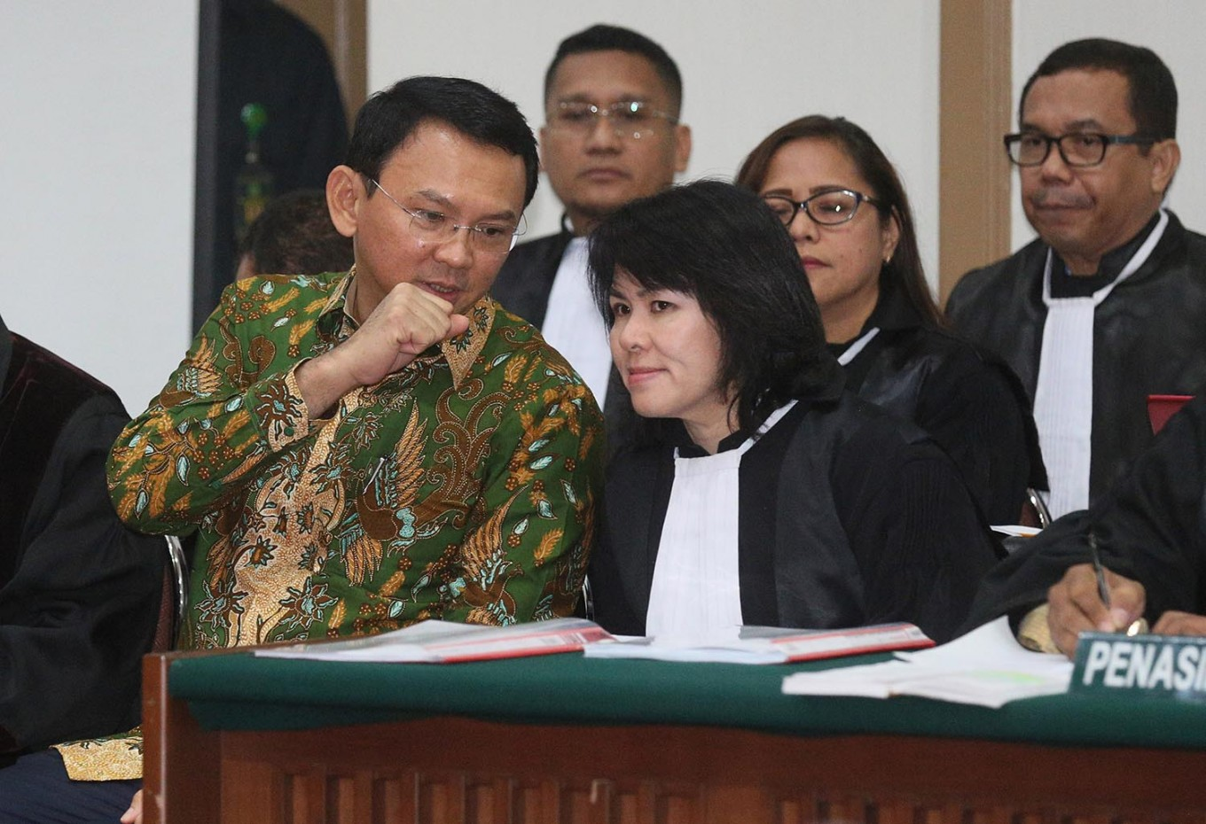 ahok s speech not blasphemous expert