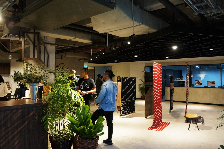 local creative talents invited to utilize jakarta creative hub