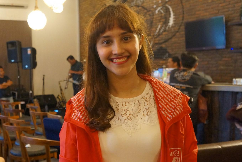 ahok inspires millennials to get involved in politics tsamara amany