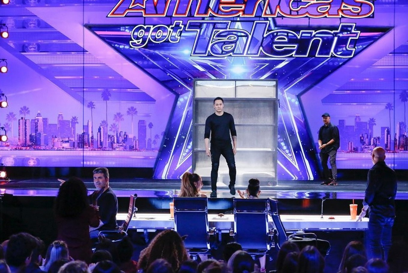 demian aditya wows judges on america s got talent entertainment the jakarta post
