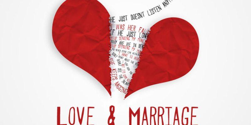 婚姻保障的不是愛情
