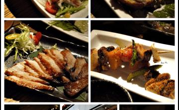 [日式] 禾風饌 創意居酒屋 複合式日本料理  (新店建國商圈/ 大坪林站) ♥ JoyceWu。食記