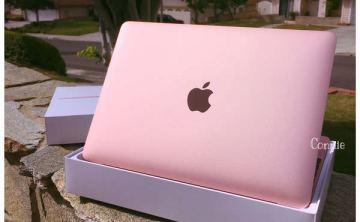 [開箱文]Apple Macbook 12吋 玫瑰金rosegold 蘋果屆的小仙女 ♥ 小Connie愛夢遊。開箱文