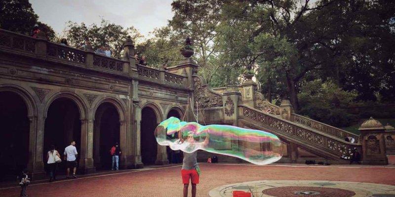【美國紐約】遊覽中央公園 Central Park 4種玩法大公開