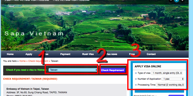【越南簽證】網路申請落地簽,越南觀光簽證自己辦好簡單(含教學、詳解、攻略)
