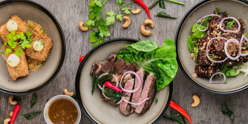 【台南美食】Chef Table  顛覆想像的新一代台式創意料理 - 台南餐酒館