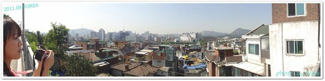 [Seoul] 惠化-駱山公園(낙산공원) ~喀嚓喀嚓攻佔相機記憶體(圖多)