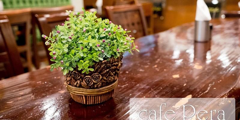 [Seoul。食] 梨大 cafe Pera