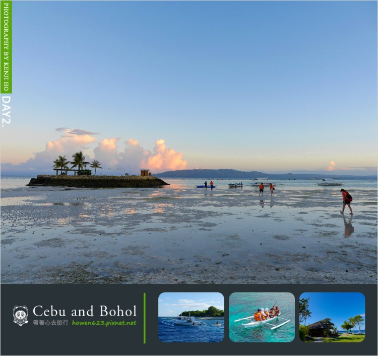 [菲律賓薄荷島旅遊]螃蟹船、海豚追蹤、巴里卡薩島大斷層浮潛,晚餐香滿樓中式料理 @出海浮潛、欣賞薄荷島美麗海景