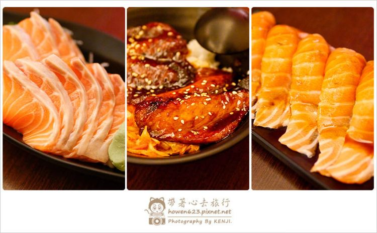 ★【花蓮美食】花蓮市-賀川壽司屋,值得一再品嚐的新鮮美味生魚片握壽司、銷魂的蒲燒魚肚蓋飯