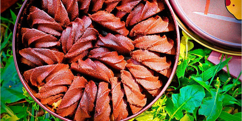 台中西屯區點心   短腿阿鹿餅乾(逢甲店)-台中超人氣濃香超耐吃的曲奇餅乾。