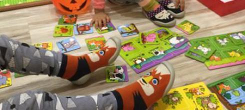 【育兒好物】讓寶貝暖暖過冬的法國製collegien室內襪鞋!