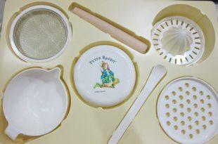 ㊣育兒小物-做副食品的初階工具!