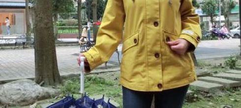 【生活好物】讓所有女性少女心為之噴發的超可愛JOULES雨鞋/雨衣及防水配件