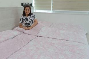 【家庭好物】柔媽咪全家愛用的MIT夢特嬌機能寢具組!