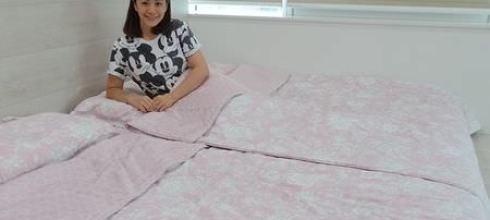 【家庭好物】就愛MIT!柔媽咪全家愛用的夢特嬌機能寢具組!