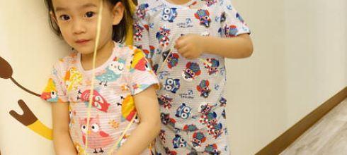【育兒好物】今夏2016年最新韓國幼童家居服!