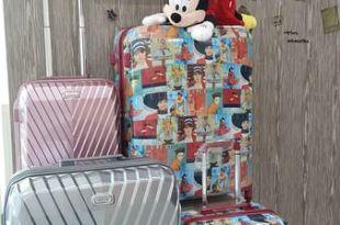 【家庭好物】愛旅行的好幫手~超輕量的時尚設計款ELLE行李箱