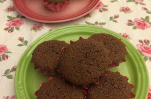 柔媽咪烘焙樂~~『巧克力杯子蛋糕』!!