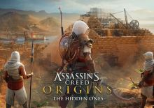 The Hidden Ones 無形者:莎草紙收集【DLC攻略】刺客教條:起源 Assassin's Creed: Origins《刺客信條起源》