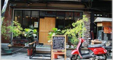 【台中美食】逢甲焙客咖啡the baker brunch~鬧區中的愜意早午餐
