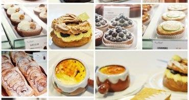 【台中美食】法米法式甜點~超推薦千層派‧檸檬塔‧可麗露