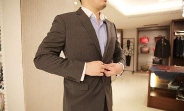 <穿搭>為你的男人打造好品味。Carnival嘉裕尊榮訂製系列。