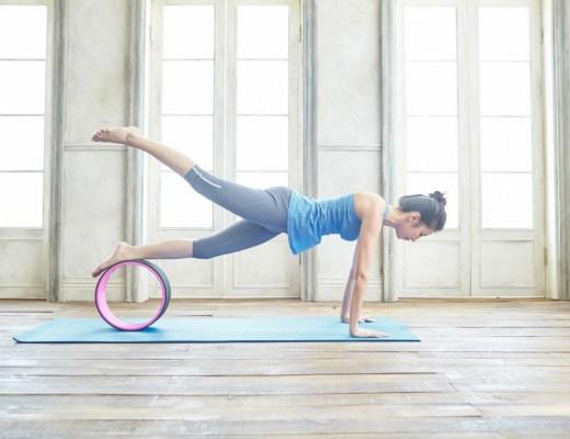 <運動>在家也能做的瑜伽運動&#038;伸展分享!Rebe