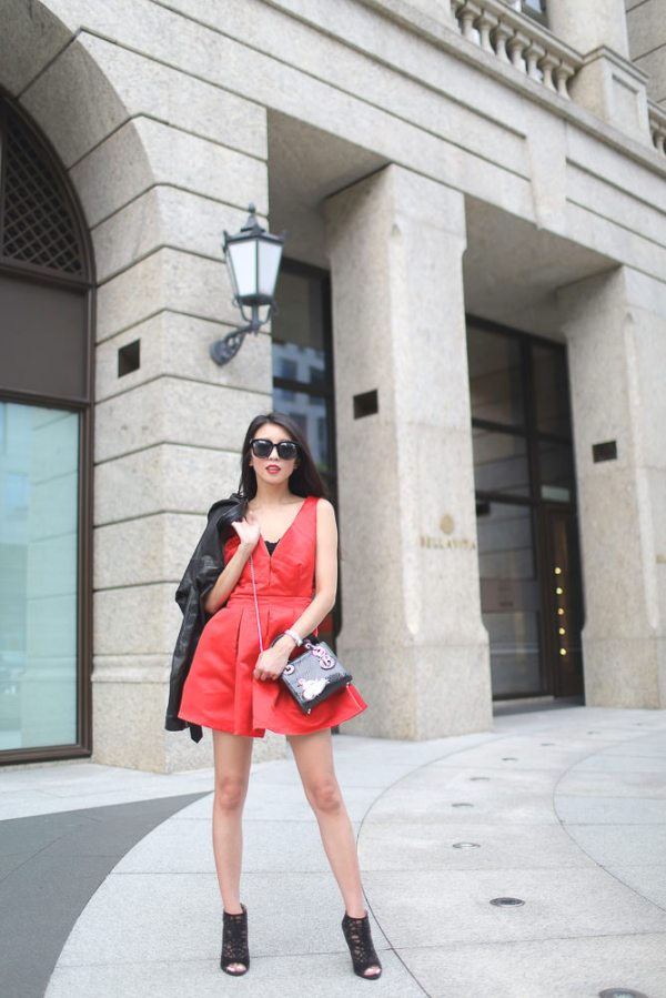 <唇彩>Rouge Dior 藍星唇膏8色試色分享。