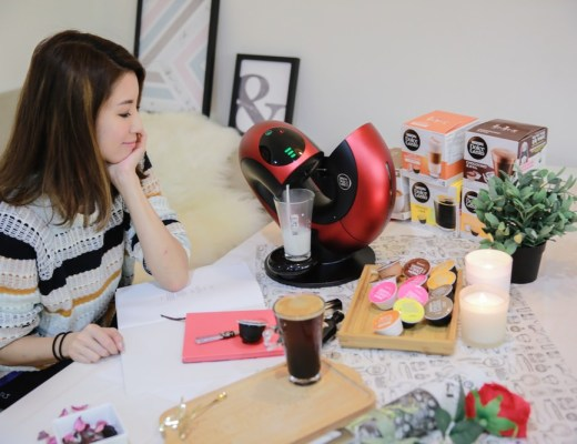 <生活>你也可以是居家咖啡大師。Nescafé Dolce Gusto 雀巢多趣酷思膠囊咖啡機