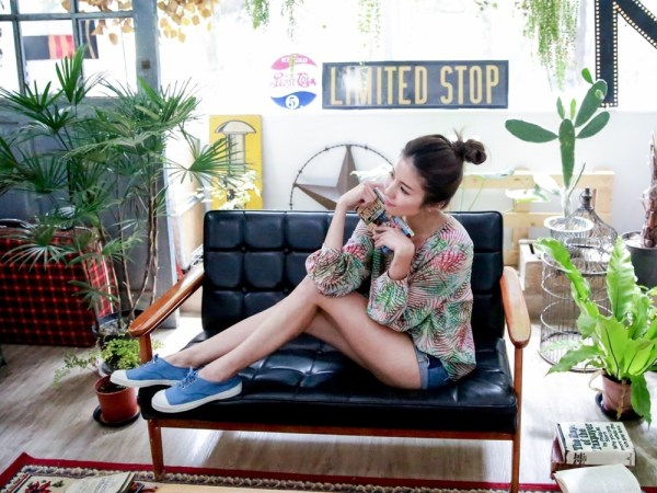 <美鞋>法式輕時尚!國內外名人都愛的帆布鞋BENSIMON。