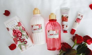 <香氛>讓你彷彿陷入熱戀!L'OCCITANE誌愛玫瑰系列。