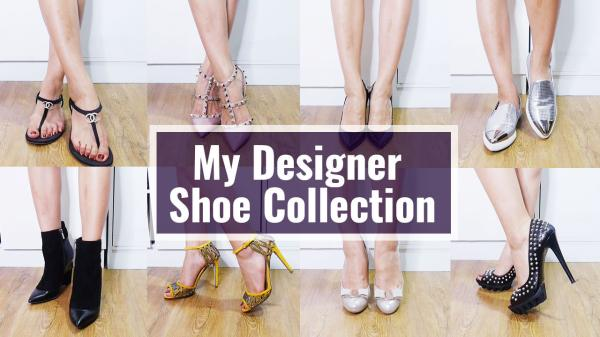 <影音>My Designer Shoe Collection/Chanel, Valentino,Ferragamo,Jimmy Choo, Sergio Rossi, Miu Miu