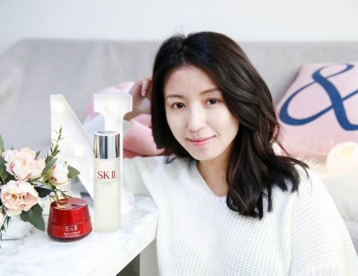 <保養>過年好好的幫肌膚改頭換面!你不可不知的SK-II青春露保濕用法。